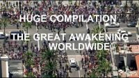 Lockdown Protests – The Great Awakening WorldWide (Huge Compilation Mai 2020)